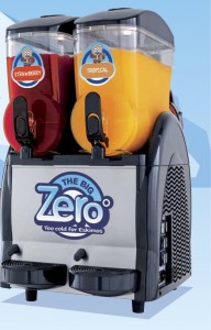 Drink machines, The Big Zero