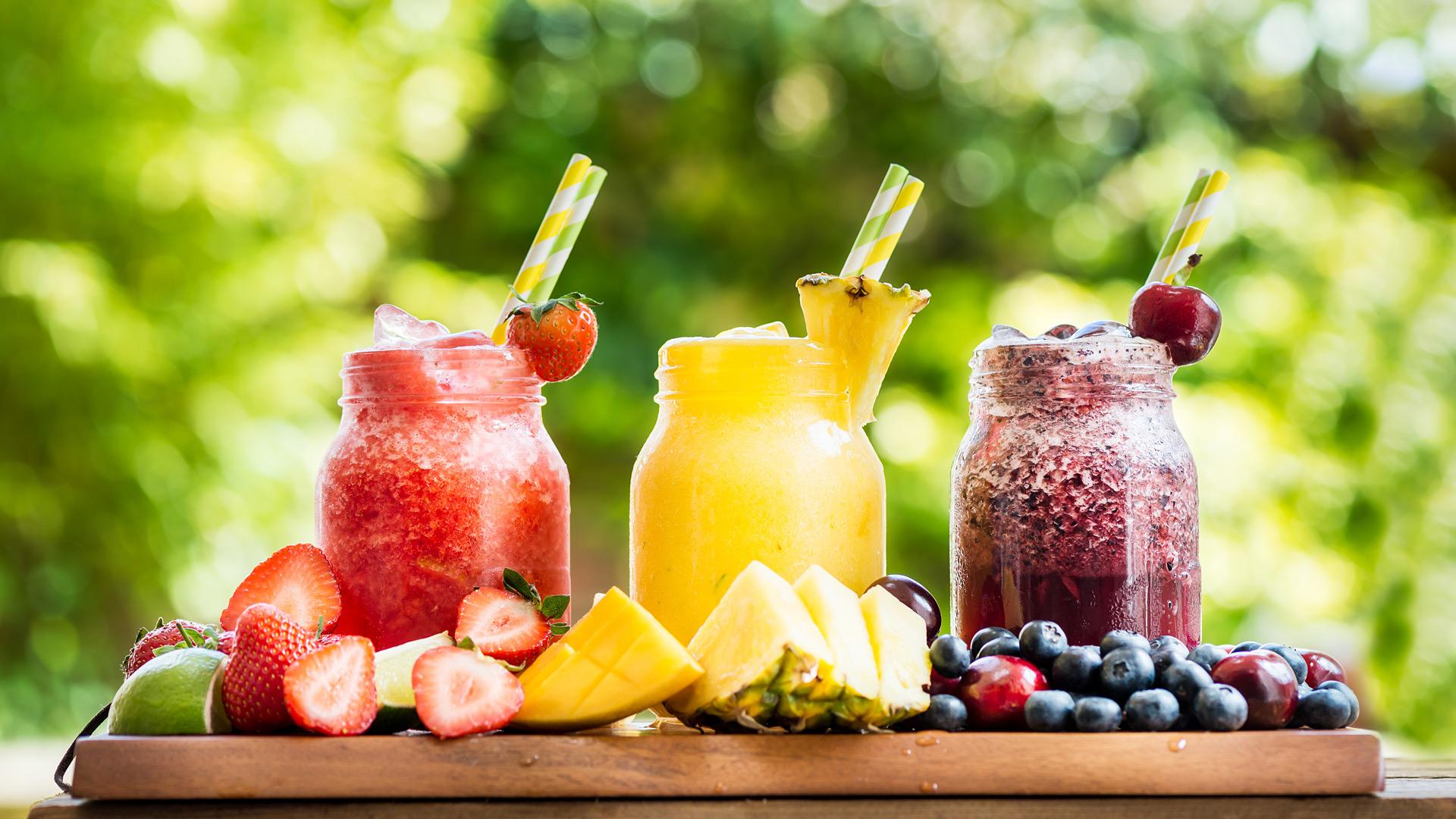 Fruit Slush